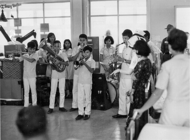 Christmas 1966: Vietnam Red Cross' Children's Orchestra