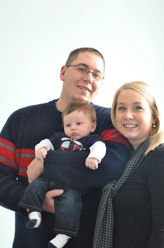 Cronquist Family Jan 2012