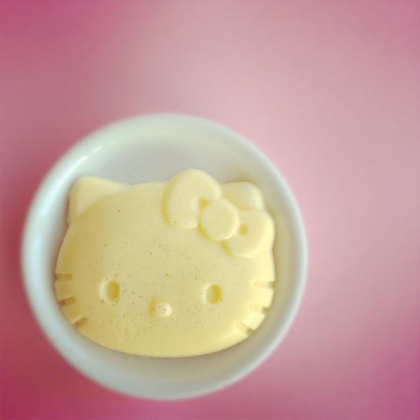 Il budino alla vaniglia dei piccoli. E, perché no, anche dei grandi... ;)