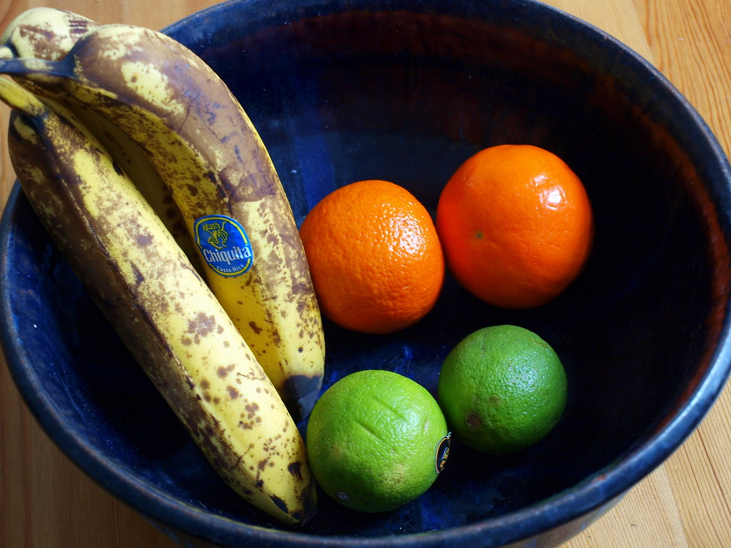 Bananas, Limes and Tangerines