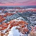 Bryce point sunset #2, Bryce canyon by tony.mignot