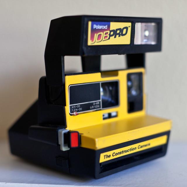 JOBPRO Polaroid Camera
