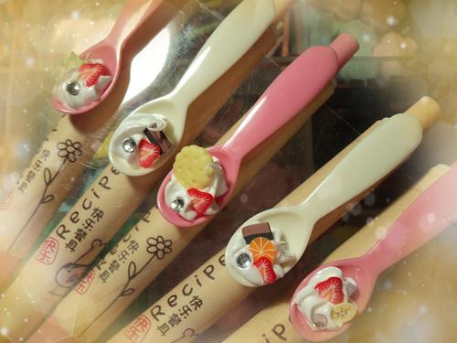Sweet Spoon Pen