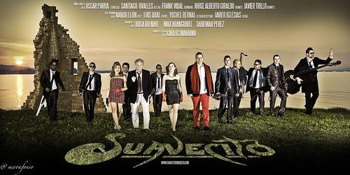 Orquesta Suavecito 2012 - cartel