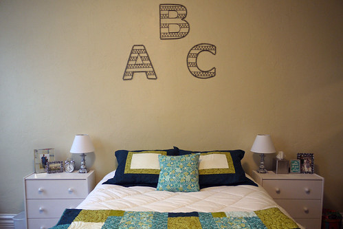 Bedroom January 2012