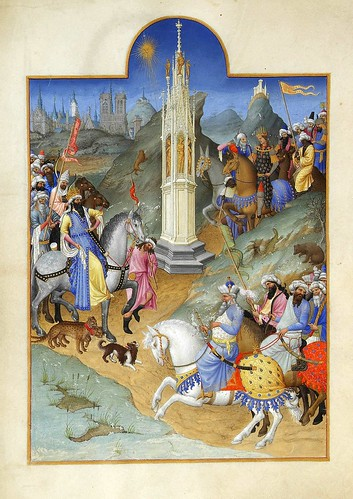 003- Très Riches Heures du duc de Berry -MS 65 F51V-Creditos-Wikimedia Commons user Petrusbarbygere