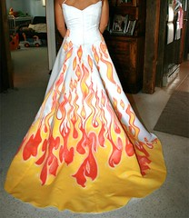 airbrushed flame_wedding_dress