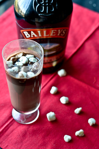 Baileys Irish Cream Hot Chocolate