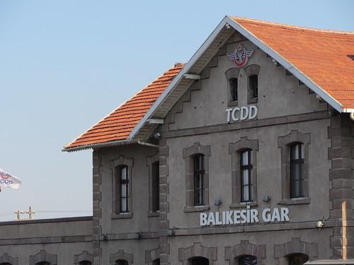 Balikesir: Train station (1)