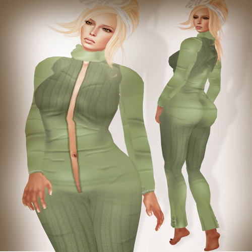 A&A Fashion Layla Overall green