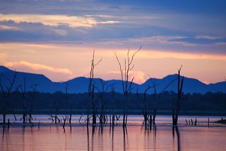 Kariba Sunset, Zimbabwe