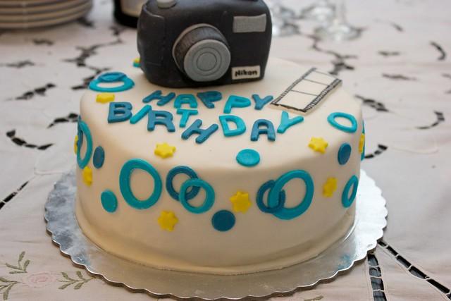 Birthday Cake Photo Camera : Happy 3rd Birthday, Camera-Wiki.org! Camera-wiki.org Blog