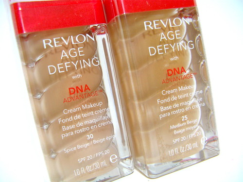 how to use revlon age defying cc cream