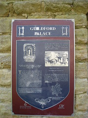 Photo of Henry III plaque