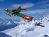 EKW C-36 Defending the Alps