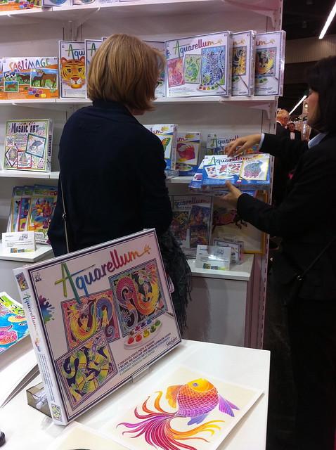 Impressionen von der Spielwarenmesse 2012