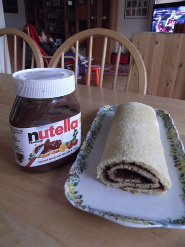 6th annual World Nutella Day