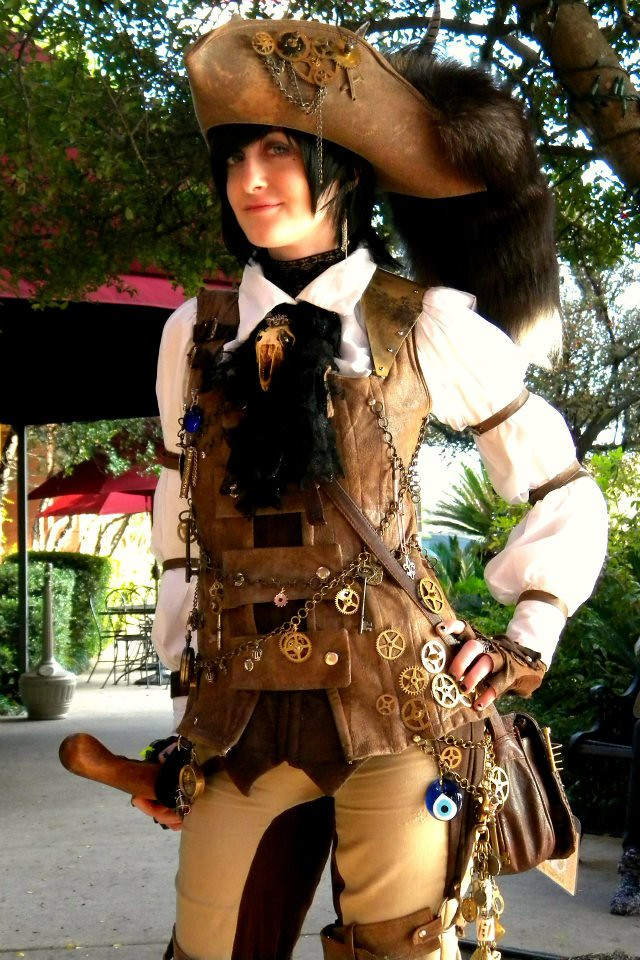 Steam Punk Pirate