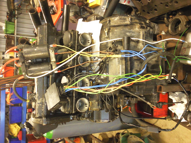 Wiring Up A Gsx600f Motor To A Go Kart  - Page 3