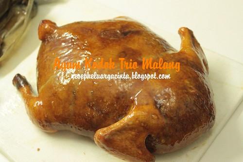 Ayam Kodok Trio Malang