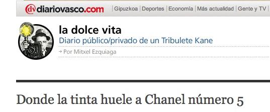 Blog de Mitxel Exquiaga