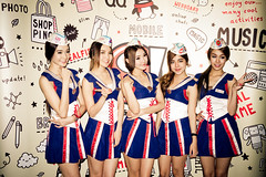 cheering(0.0), cheerleading(0.0), sports uniform(1.0), cheerleading uniform(1.0), team(1.0),