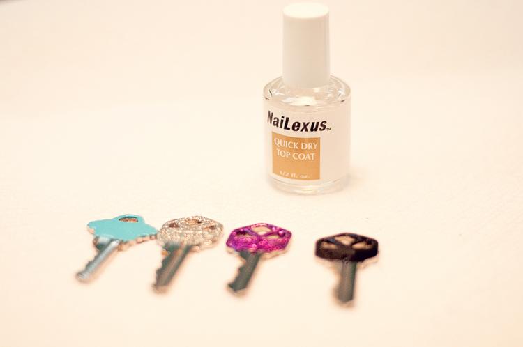 glitter keys-6
