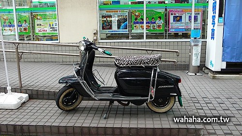 Lambretta 150 @ Fukuoka