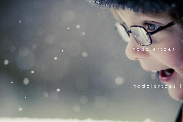 Snow Happy - Beautiful Portraits of Kids