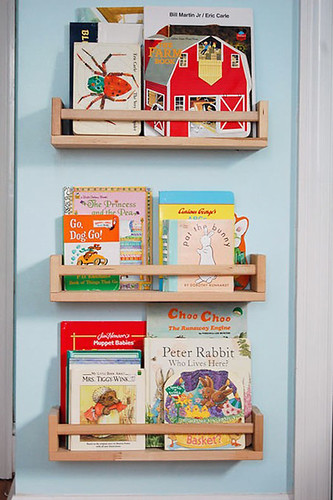 Spice Racks to Bookshelves