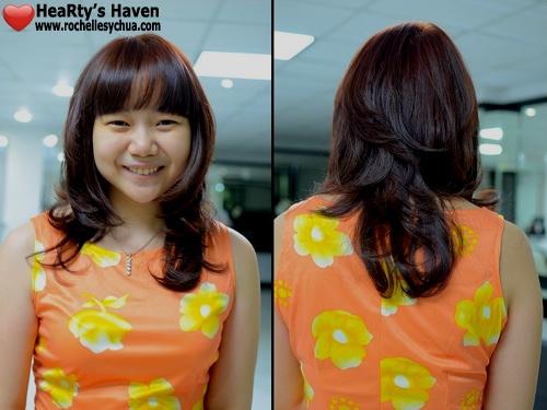 Roch New Hairdo 2012