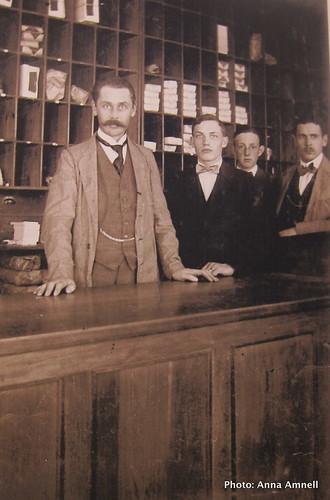 Stockmann 150 vuotta by Anna Amnell