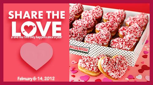 Krispy Kreme_Valentine Doughnuts_image