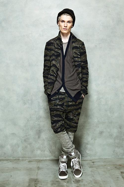 Nariman Malanov0017_FW14 KAZUYUKI KUMAGAI(Fashion Press)