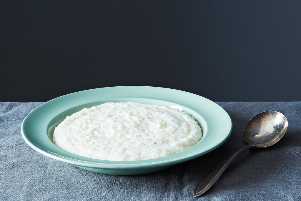How to Make Grits Without a Recipe from Food52