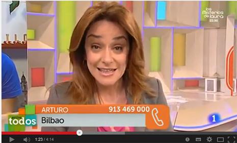 14c26 Programa Entre todos Toñi Moreno