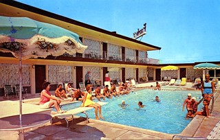 Earle Resort Motel Wildwood Crest NJ