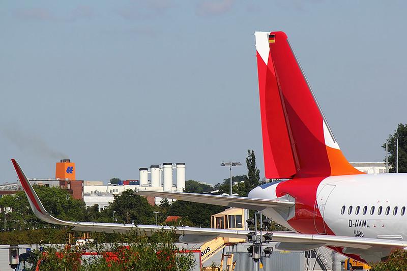 Avianca - A319 - D-AVWL
