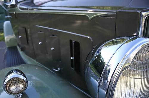 Unrestored, all-original 1932 Packard 900-Series