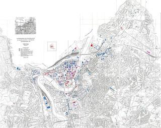 Antikvarisk klassifikasjon av bebyggelsen i sentrale byområder - Montasje (1991)