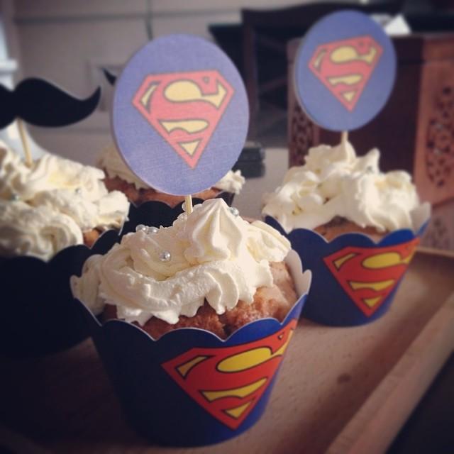 送给我的小超人 #son