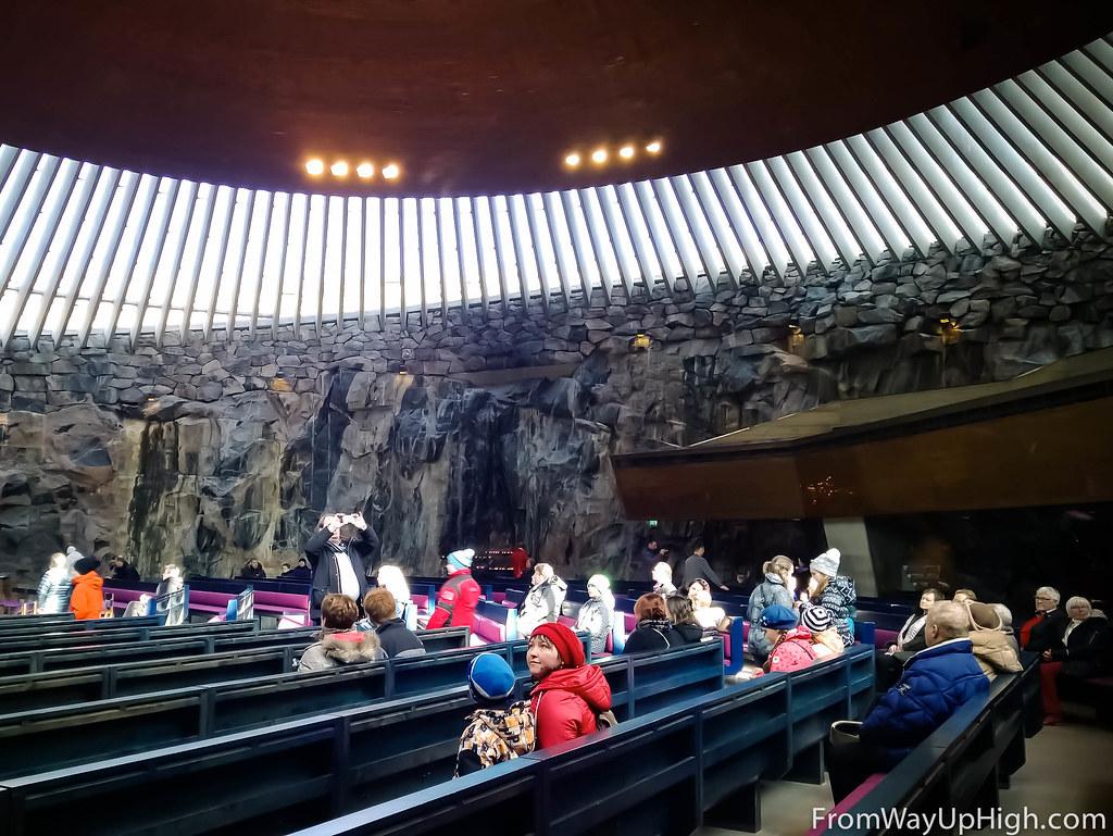 Helsinki-Temppeliaukio Church