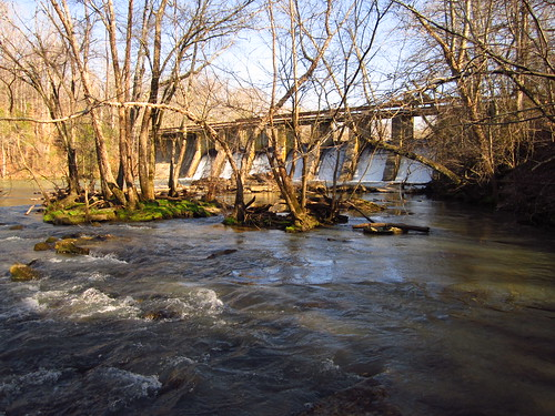 Burgess Falls Dam #1
