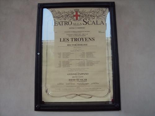Les Troyens, Milano 8 aprile 2014