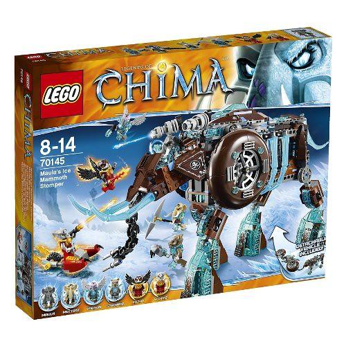 LEGO Chima 70145 Box