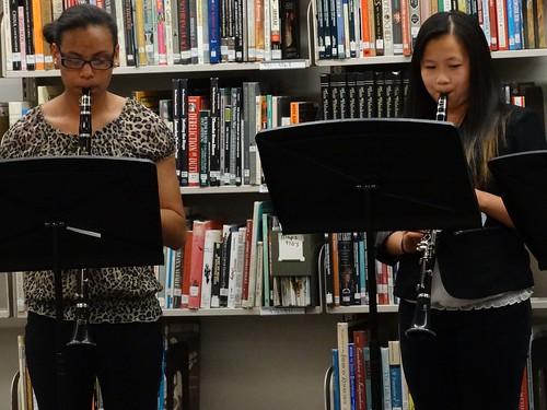 Clarinet Quartet 1