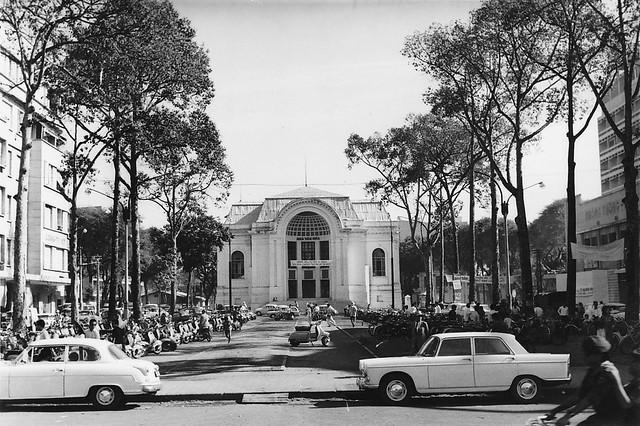 SAIGON 1966 - by Mikey Walters - Công trường Lam Sơn