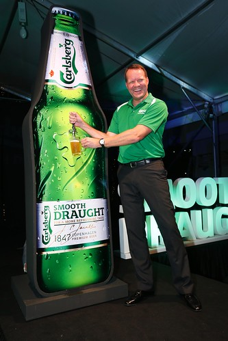 Carlsberg Smooth Draught Beer Launch Malaysia