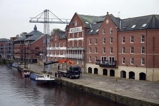 Wharfage