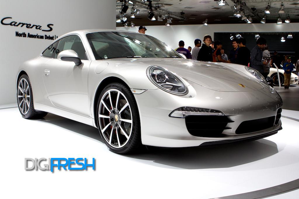 La auto show 2011 for Carrera motors bend oregon